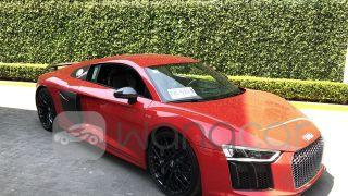 Autos usados-Audi-R8