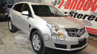 Autos usados-Cadillac-SRX