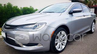 Autos usados-Chrysler-Chrysler 200