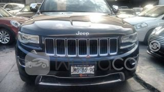 Autos usados-Chrysler-Jeep Grand Cherokee