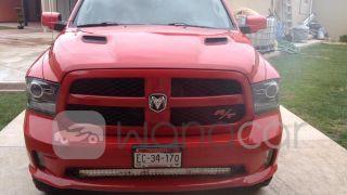 Autos usados-Chrysler-Ram 2500