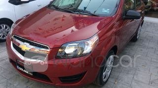 Autos usados-General Motors-Aveo