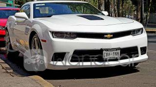 Autos usados-General Motors-Camaro