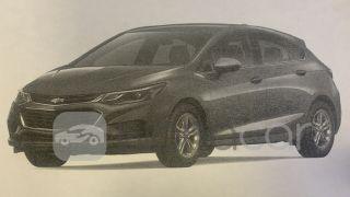Autos usados-General Motors-Cruze