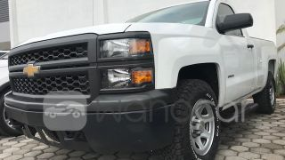 Autos usados-General Motors-Silverado 2500