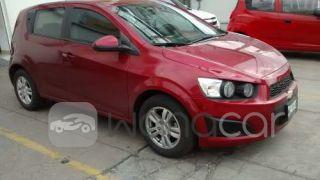 5895d425a General Motors Sonic 4p LT L4/1.6 Aut 2015 | 29.225 km | Ecatepec de Morelos