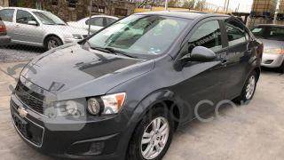 Autos usados-General Motors-Sonic