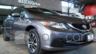 Autos usados-Honda-Civic