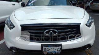 Autos usados-Infiniti-QX70