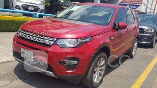 Autos usados-Land Rover-CBO