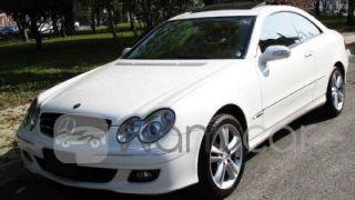 Autos usados-Mercedes Benz-Clase CLK