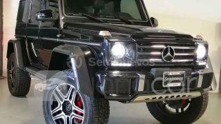 Autos usados-Mercedes Benz-Clase G