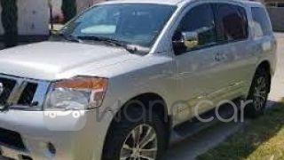 Autos usados-Nissan-Armada