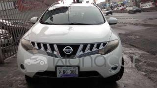 Autos usados-Nissan-Murano