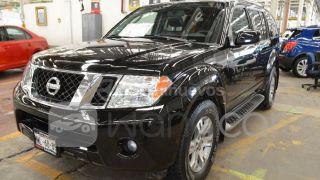 Autos usados-Nissan-Pathfinder