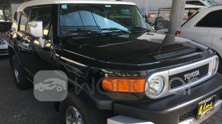 Autos usados-Toyota-FJ Cruiser