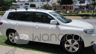 Autos usados-Toyota-Highlander