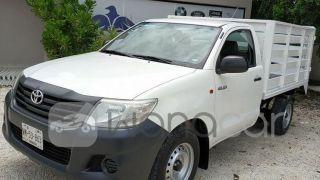 Autos usados-Toyota-Hilux