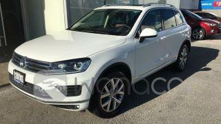 Autos usados-Volkswagen-Touareg